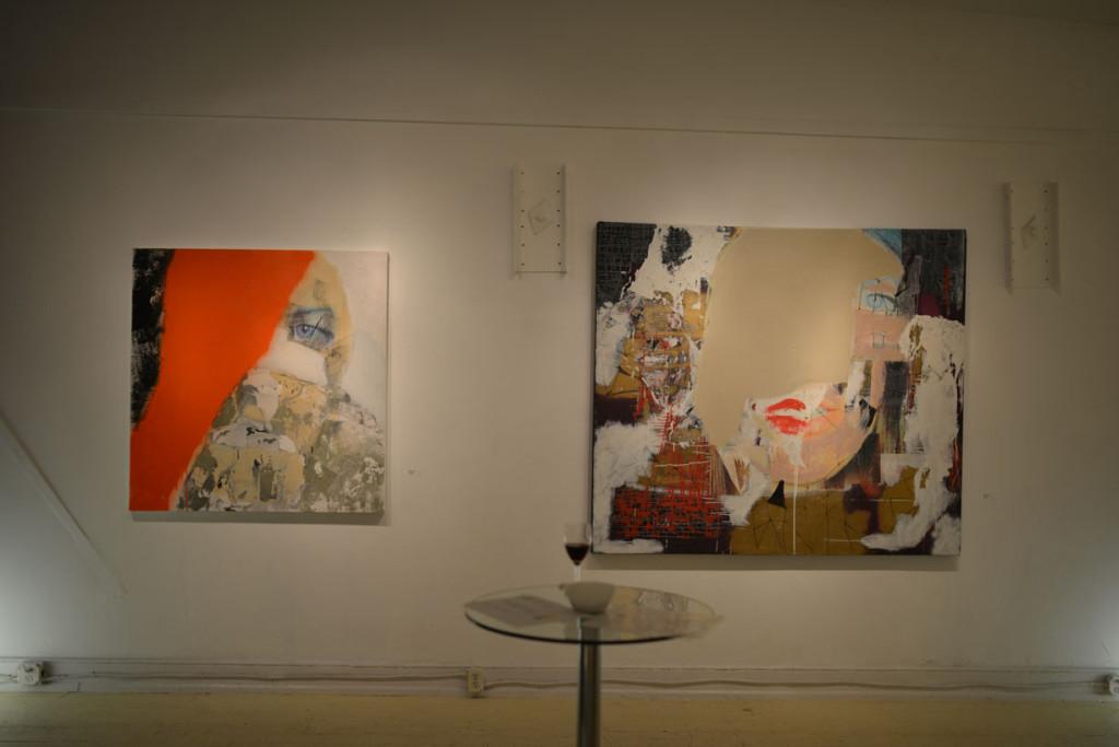 Nicole Tartaglia James Oliver Gallery