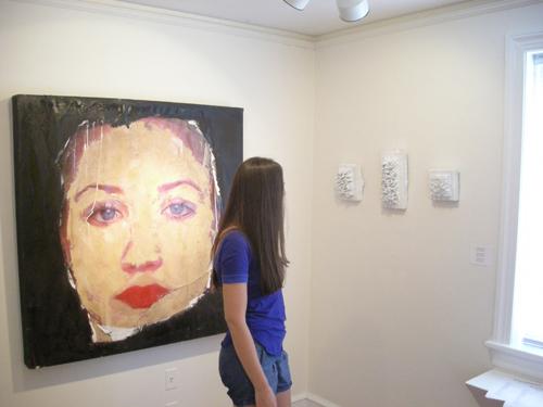 Nicole Tartaglia Hopkins Gallery, B